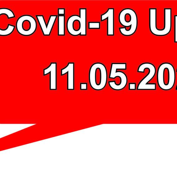 Corona Update 11.05.2020