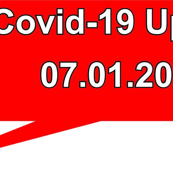 Corona Update 07.01.2021