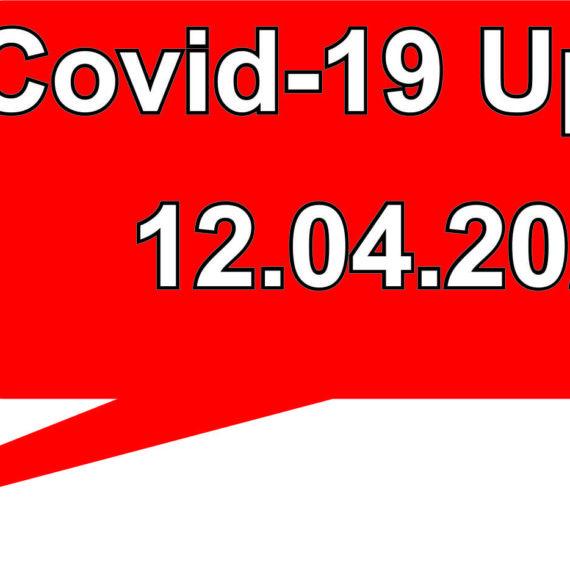 Corona Update 12.04.2021